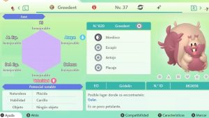 #10 GREEDENT ULTRA SHINY 6IVS COMPETITIVO