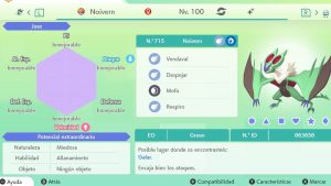 #177 NOIVERN ULTRA SHINY 6IVS COMPETITIVO