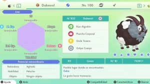 #35 DUBWOOL ULTRA SHINY 6IVS COMPETITIVO