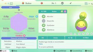 #59 BUDEW ULTRA SHINY 6IVS COMPETITIVO