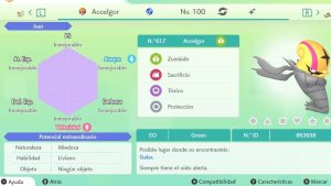 #65 ACCELGOR ULTRA SHINY 6IVS COMPETITIVO