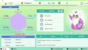 #78 DELIBIRD ULTRA SHINY 6IVS COMPETITIVO
