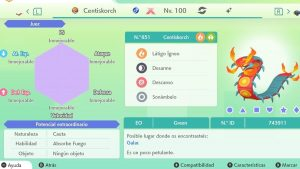 CENTISKORCH GIGAMAX ULTRA SHINY 6IVS COMPETITIVO