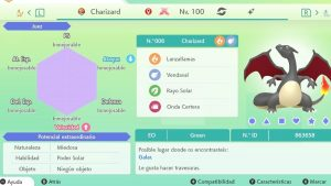 CHARIZARD GIGAMAX ULTRA SHINY 6IVS COMPETITIVO