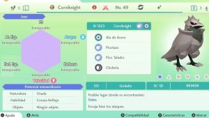 CORVIKNIGHT GIGAMAX ULTRA SHINY 6IVS COMPETITIVO