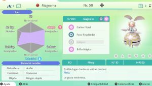 MAGEARNA 6 IVS COMPETITIVO