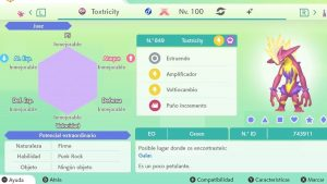 TOXTRICITY AGUDO GIGAMAX ULTRA SHINY 6IVS COMPETITIVO