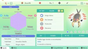 ANORITH ULTRA SHINY 6 IVS COMPETITIVO