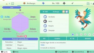 ARCHEOPS ULTRA SHINY 6 IVS COMPETITIVO