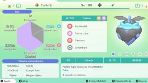 CARBINK ULTRA SHINY 6 IVS COMPETITIVO