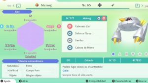 METANG ULTRA SHINY 6 IVS COMPETITIVO