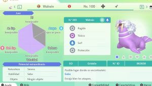 WALREIN ULTRA SHINY 6 IVS COMPETITIVO
